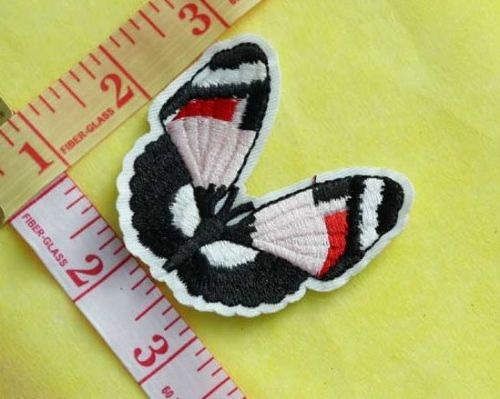 Sew On| iron on |Applique Motif  | Butterfly B 06
